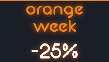 Orange Week | Last2Ticket launches campaign up to 25% in subscription plans